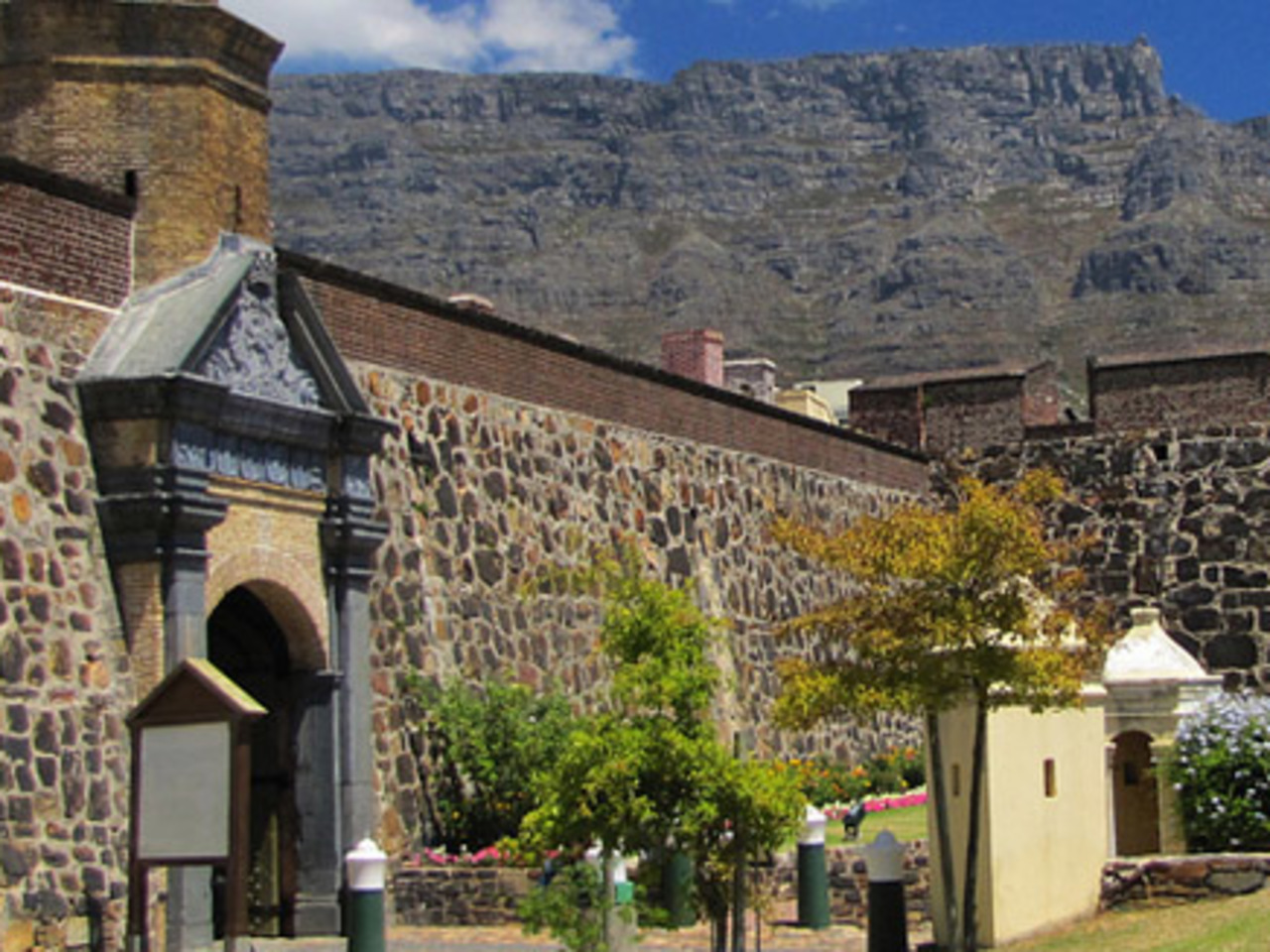 Cape Town City Table Mountain Robben Island Private Full Day Tour  Cape Town